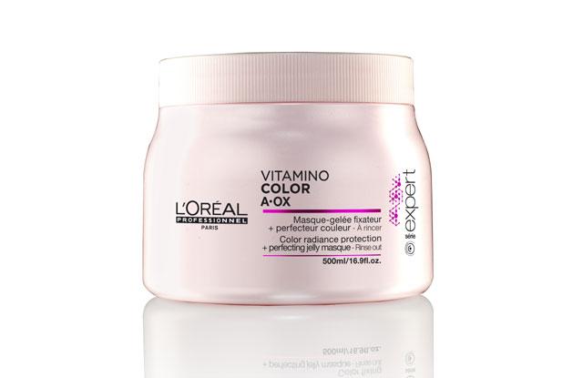 מסכה ויטמינו קולור - לוריאל פרופסיונל Vitamino Color A-OX